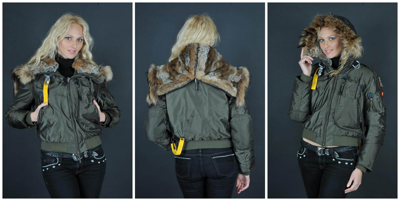 winter jacke parajumpers